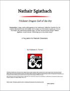 Archfey Warlock Patron: Nathair Sgiathach