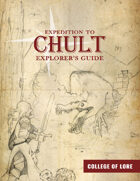 Expedition to Chult - Explorer's Guide (College of Lore)