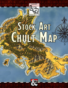 Chult - Stock Art + Poster Map