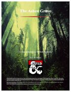 The Ashen Grove: Gnoll Trilogy 2