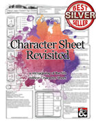5e Character Sheet: Revisited