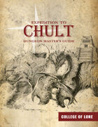 Expedition to Chult - Dungeon Master's Guide (College of Lore)