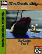 99 Cent Adventures - The Derelict Ship - Addon Adventure