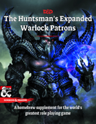The Huntsman's Expanded Warlock Patrons