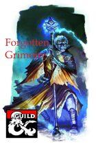 Forgotten Grimoire