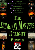 The DM's Delight, Mega Bundle (5e)