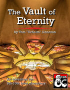 The Vault of Eternity (5e)