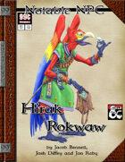 99 Cent Adventures - Notable NPC - Hirak Rokwaw