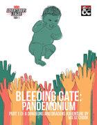 CCC-BLD 1-1 Bleeding Gate: Pandemonium