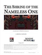 The Shrine of the Nameless One