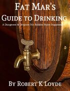 Fat Mar's Guide to Drinking