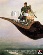 101 Curses For Magic Items