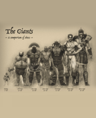 ART947 Giants - A Comparison of Sizes
