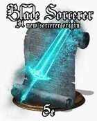 Blade Sorcerer Origin