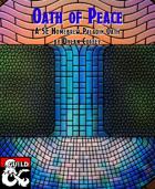 Paladin Archetype: Oath of Peace