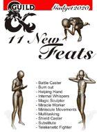 11 New Feats