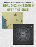 Map Pack: DDAL 7-02 Over the Edge - Mission 1