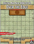 Digital Map Pack: DDAL 07-02 Over the Edge