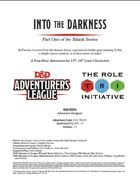 CCC-TRI-01 Into the Darkness (Part One of the Yulash Series)