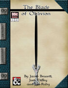99 Cent Adventures - Amazing Artifacts - The Blade of Oblivion