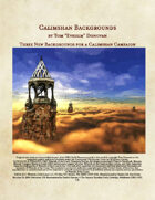 3 Calimshan Backgrounds (5e)