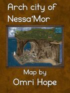 City of Nessa'Mor map