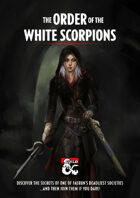 The White Scorpions Assassins Guild