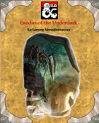 Exodus of the Underdark