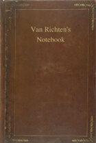 Van Richten's Notebook