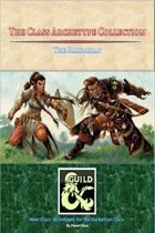 The Class Archetype Collection - Barbarian