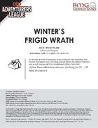 CCC-BMG-20 HULB 2-2 Winter's Frigid Wrath