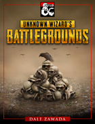 Unknown Wizard's Battlegrounds