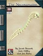 99 Cent Adventures - Amazing Artifact - The Necroamaton