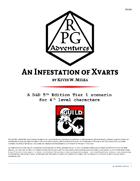 RPG005 An Infestation of Xvarts
