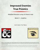 Improved Enemies - Week 3 - Urophion