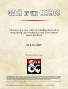 Oath of the Cosmos