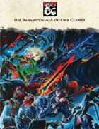 A Compendium of Classes