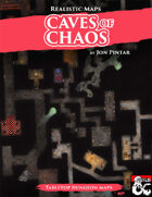Caves of Chaos -Realistic Maps