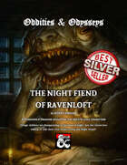 Oddities & Odysseys: The Night Fiend of Ravenloft