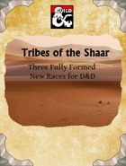Tribes of the Shaar