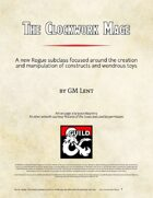 The Clockwork Mage