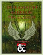 Defenders of Arborea: The Eladrin