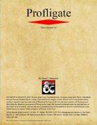 Profligate Class (D&D 5e)