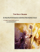 [5e] The Relic Bearer Class