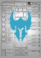 Class Character Sheets - The Paladin