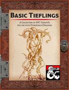 Basic Tieflings