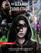 The Gleaming Cloud Citadel - 5e adventure