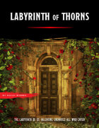 Labyrinth of Thorns (A Requiem of Wings #2)