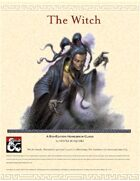 The Witch: 5e Class