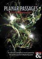 Planar Passages